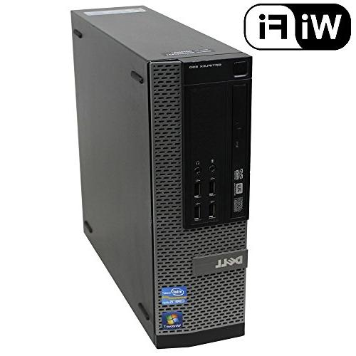 Dell Optiplex 990 Desktop Computer