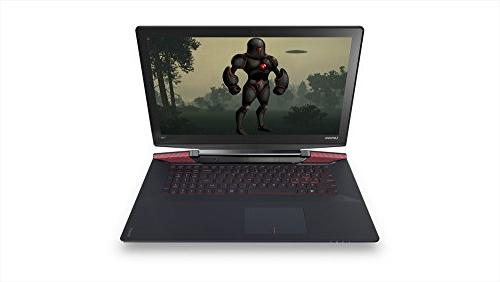 Lenovo Y700 - 17.3 Inch Full HD Gaming Laptop with Extra Sto