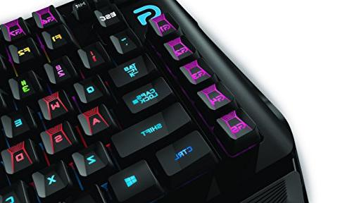 Logitech G910 Orion Spark Mechanical Gaming - Black