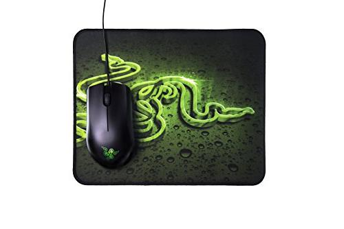 Razer Abyssus 1800 Mouse and Goliathus Bundle