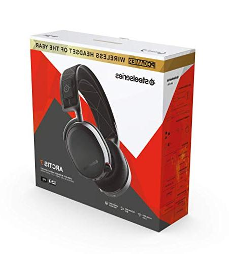 SteelSeries Arctis Wireless Headset with DTS for PC