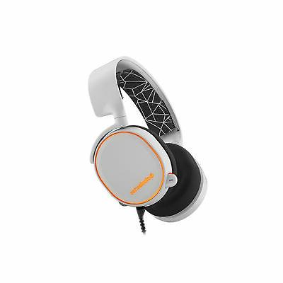 arctis steelseries 5 headset white with drivers