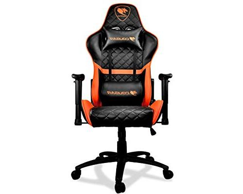 Cougar One Gaming Chair with Reclining and Height