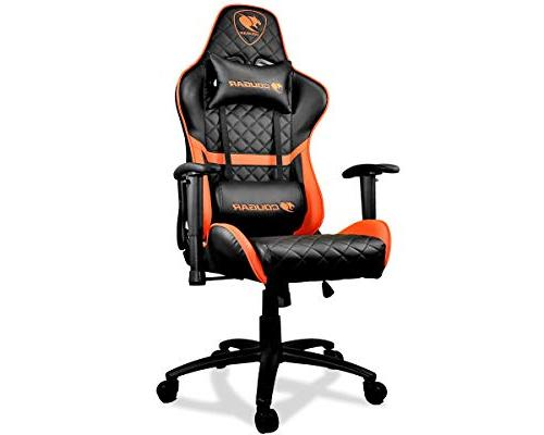 Cougar Armor One Gaming Chair with Reclining and Height Adju
