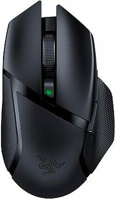 basilisk x hyperspeed wireless optical gaming mouse