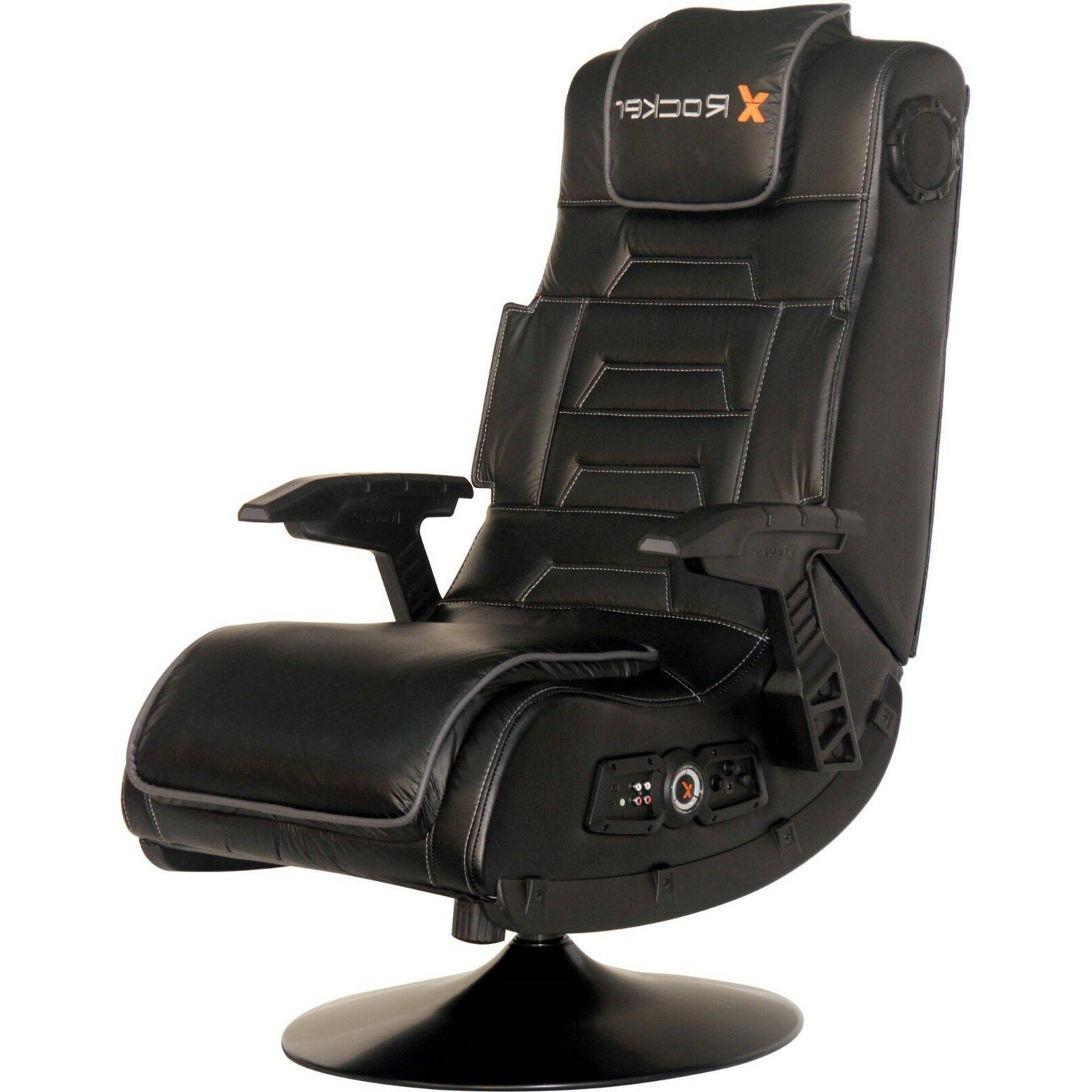 best gaming chair with speakers video game