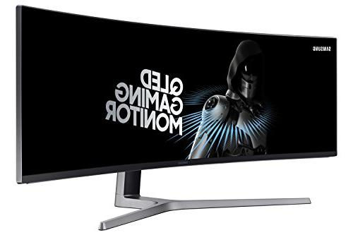 Samsung Curved 49-Inch Gaming