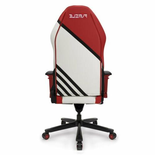 Ergonomic Chair High Back Leather Racing Computer Seat
