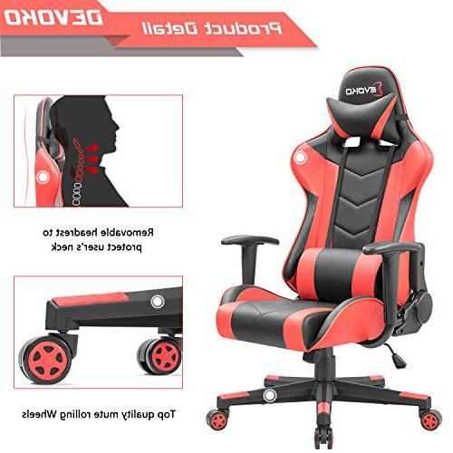 Devoko Racing Style High-Back with Support