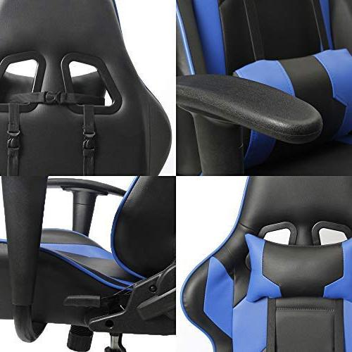 Homall Computer Desk Chair Style High Leather and with Support