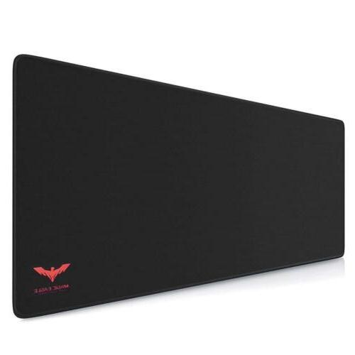 extended large gaming mouse pad non slip