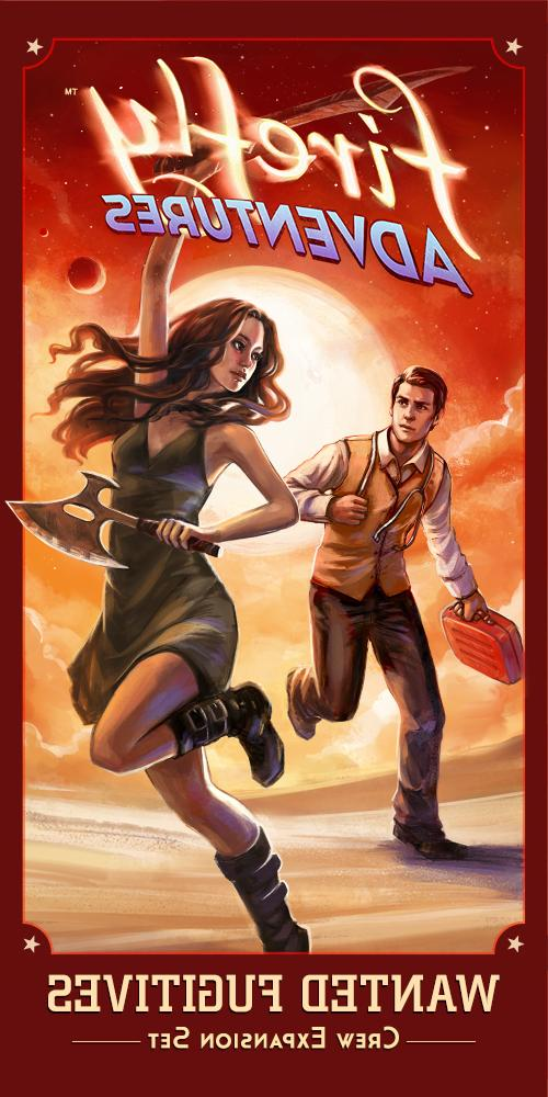 firefly adventures wanted fugitives crew expansion