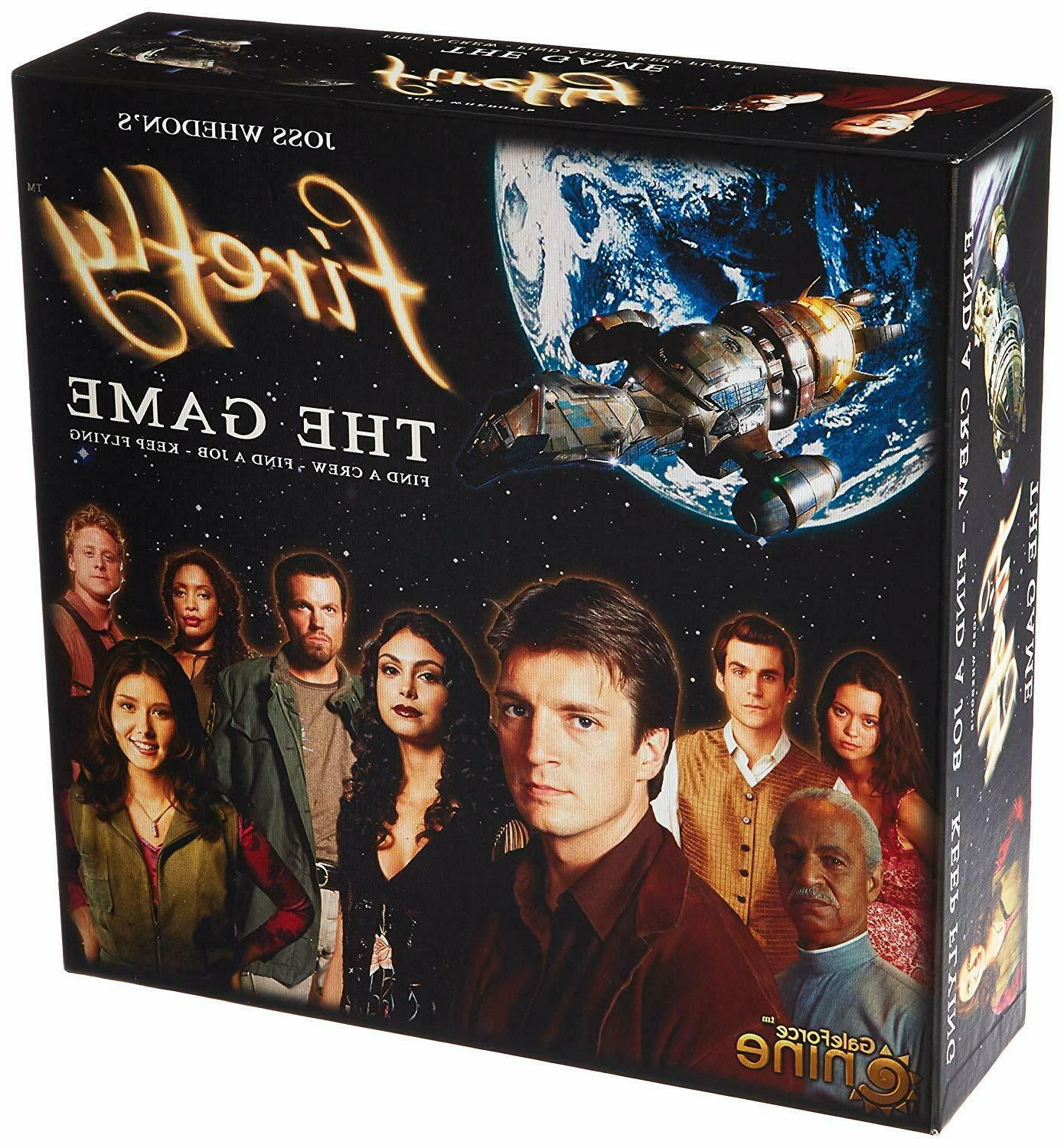 firefly the game core board game gale