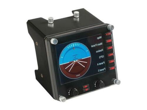 Logitech Flight Instrument
