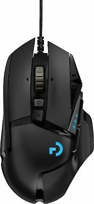 g502 hero gaming mouse