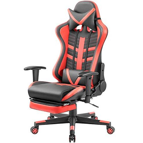 Magnificent Homall Gaming Chair Ergonomic High Back Racing Chair Pu Ncnpc Chair Design For Home Ncnpcorg