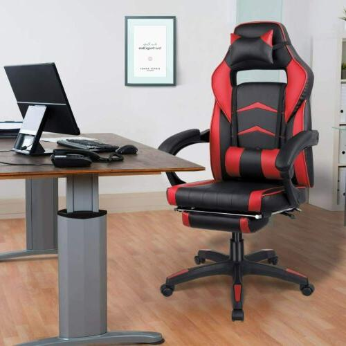 Gaming Recliner Office Computer Seat