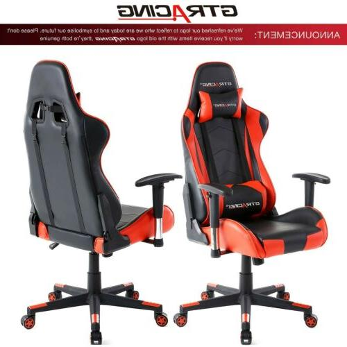 GTRACING Video Chair Backrest and