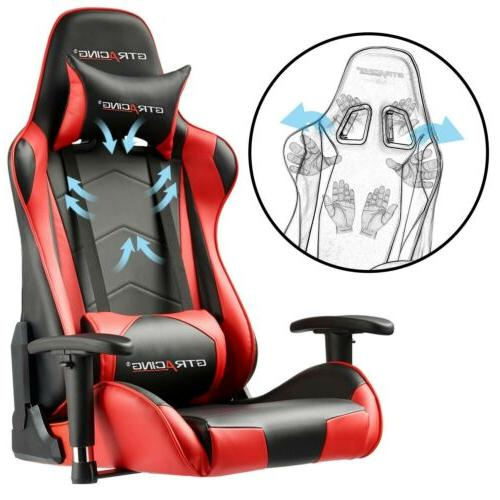 GTRACING Video Game Ergonomic Backrest and