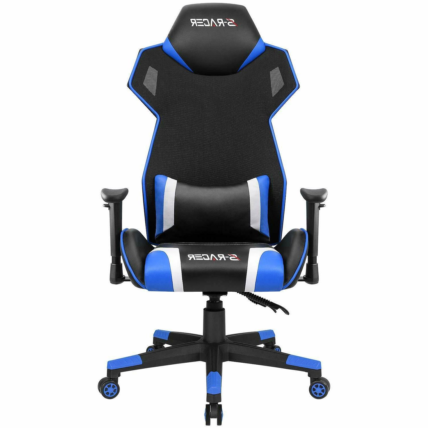 Gaming Game Ergonomic High Back Style Computer