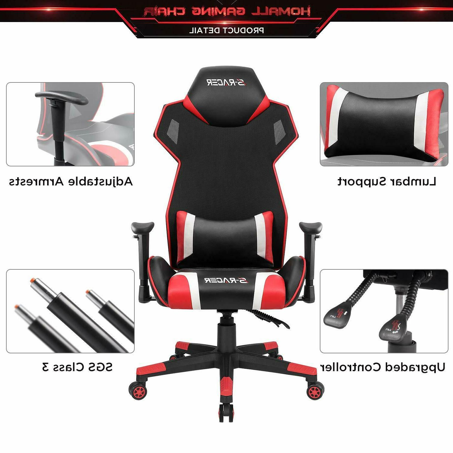 Gaming Game Chairs High Racing Computer