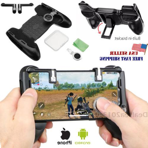 gaming joystick handle holder controller mobile phone
