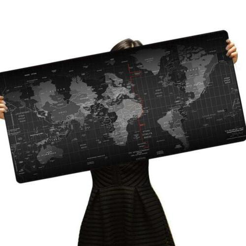 gaming mouse mat extended