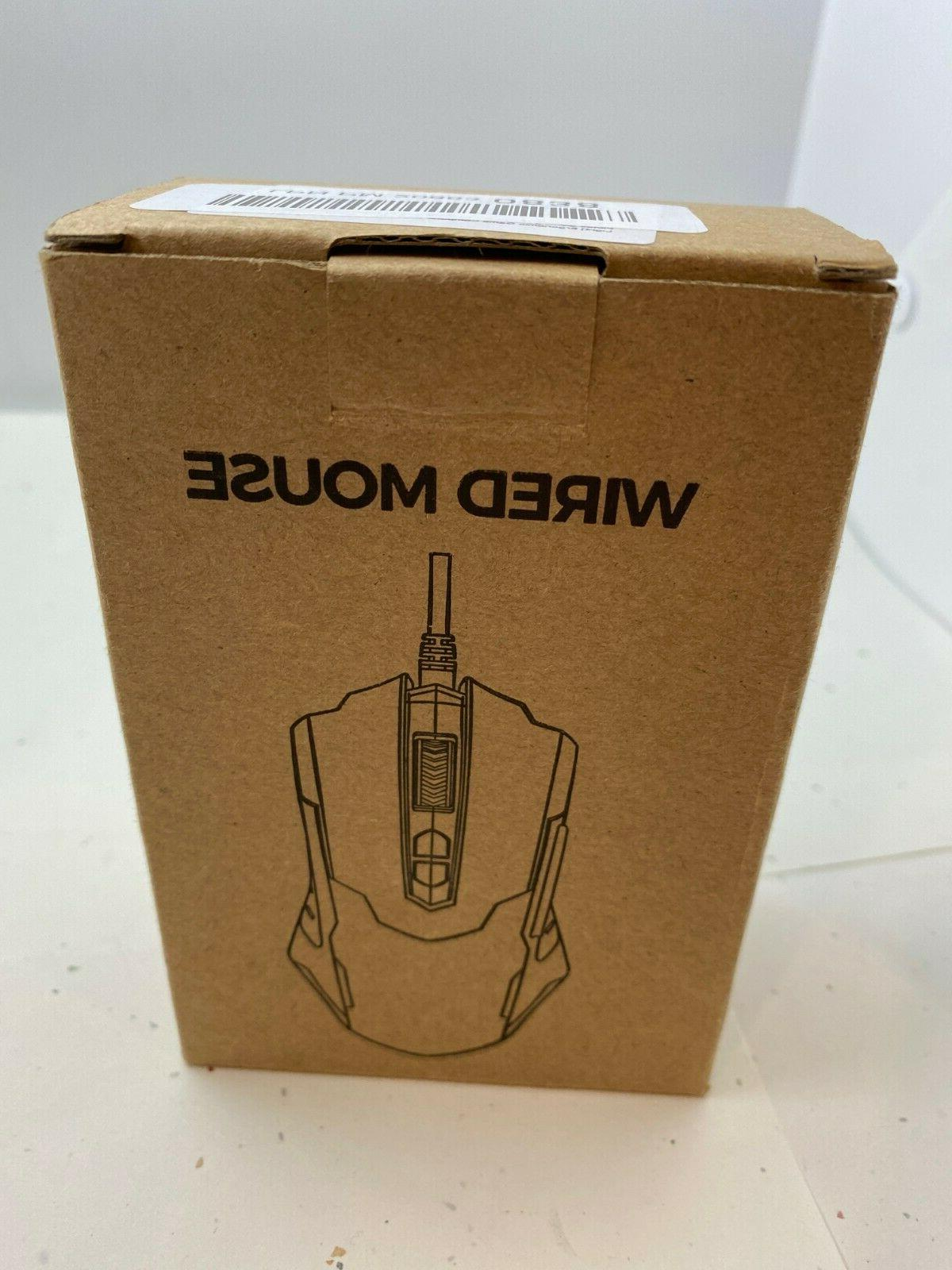 Pictek Gaming Mouse Wired    Ergono...