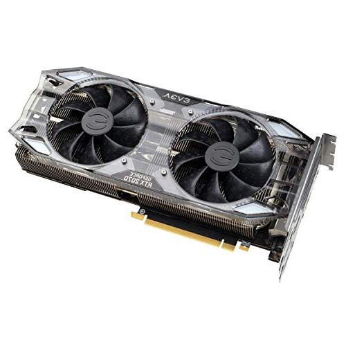 EVGA XC Gaming, GDDR6, Dual & LED Graphics Card