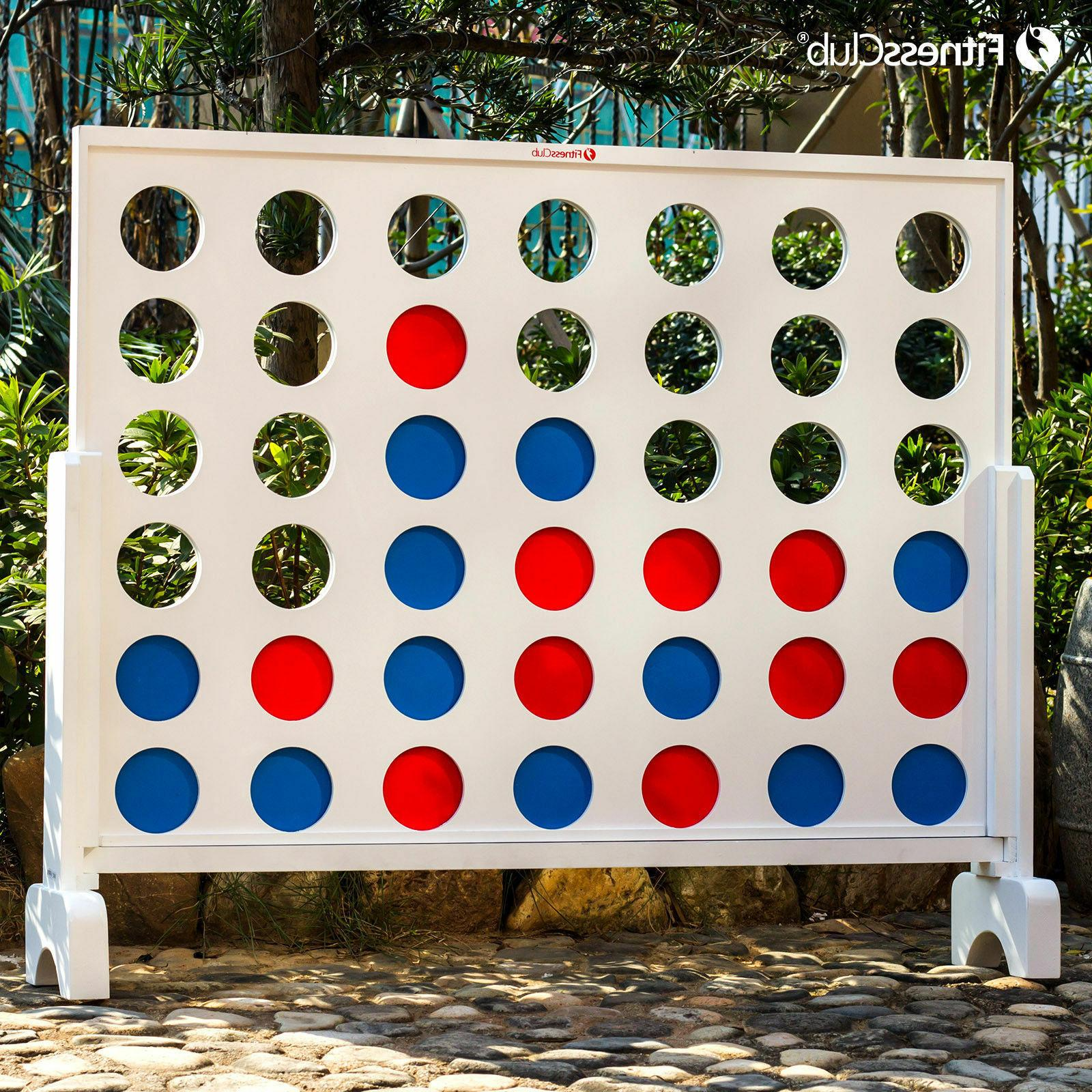 giant connect 4 in a row jumbo