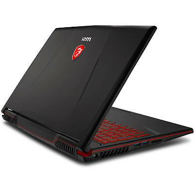 MSI 15.6 Laptop Intel 1TB-HDD,