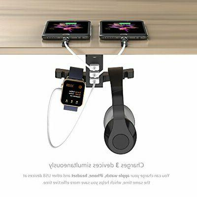 Charger Headset Mount 3