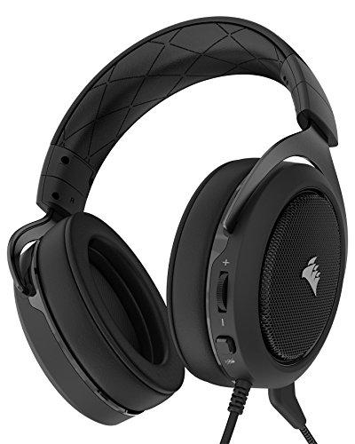 CORSAIR HS60 Virtual Surround Sound - – with Xbox One, PS4, Switch