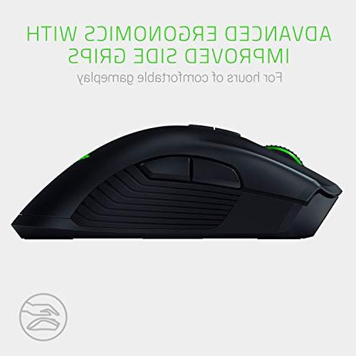 Razer RGB Gaming Mouse 16,000 Sensor Wired/Wireless Extended Hour
