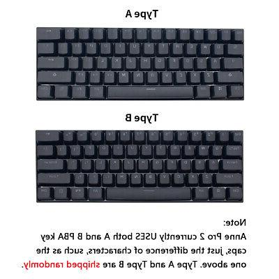 ANNE PRO Gaming 60% ANSI NKRO Switches