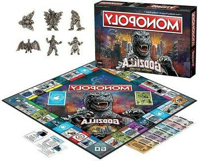 MONOPOLY Game, Board Game