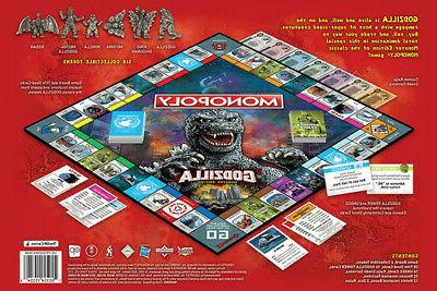 MONOPOLY Table Game, Board