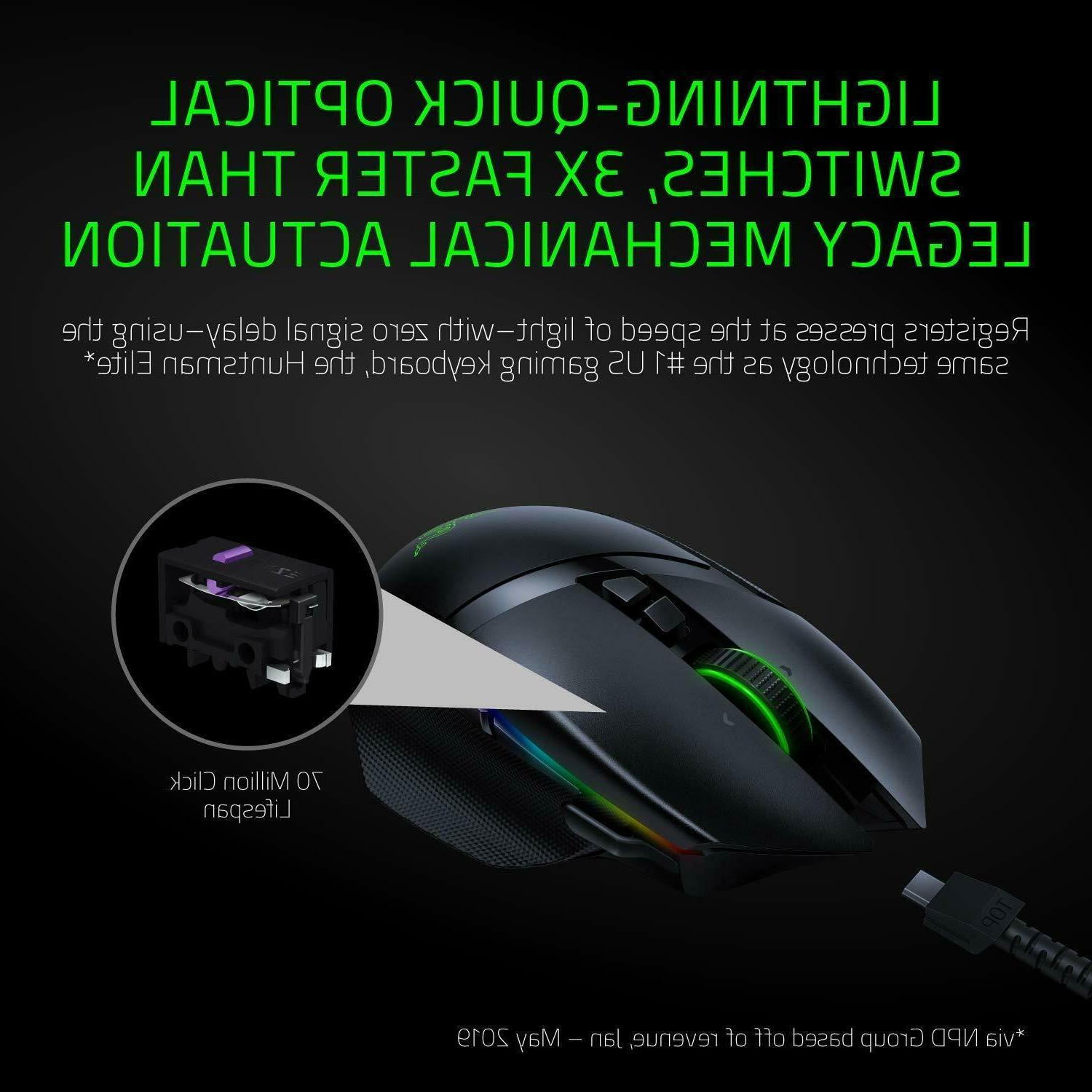 NEW Hyperspeed Wireless Mouse: Fastest