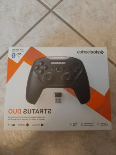 new stratus duo wireless gaming controller