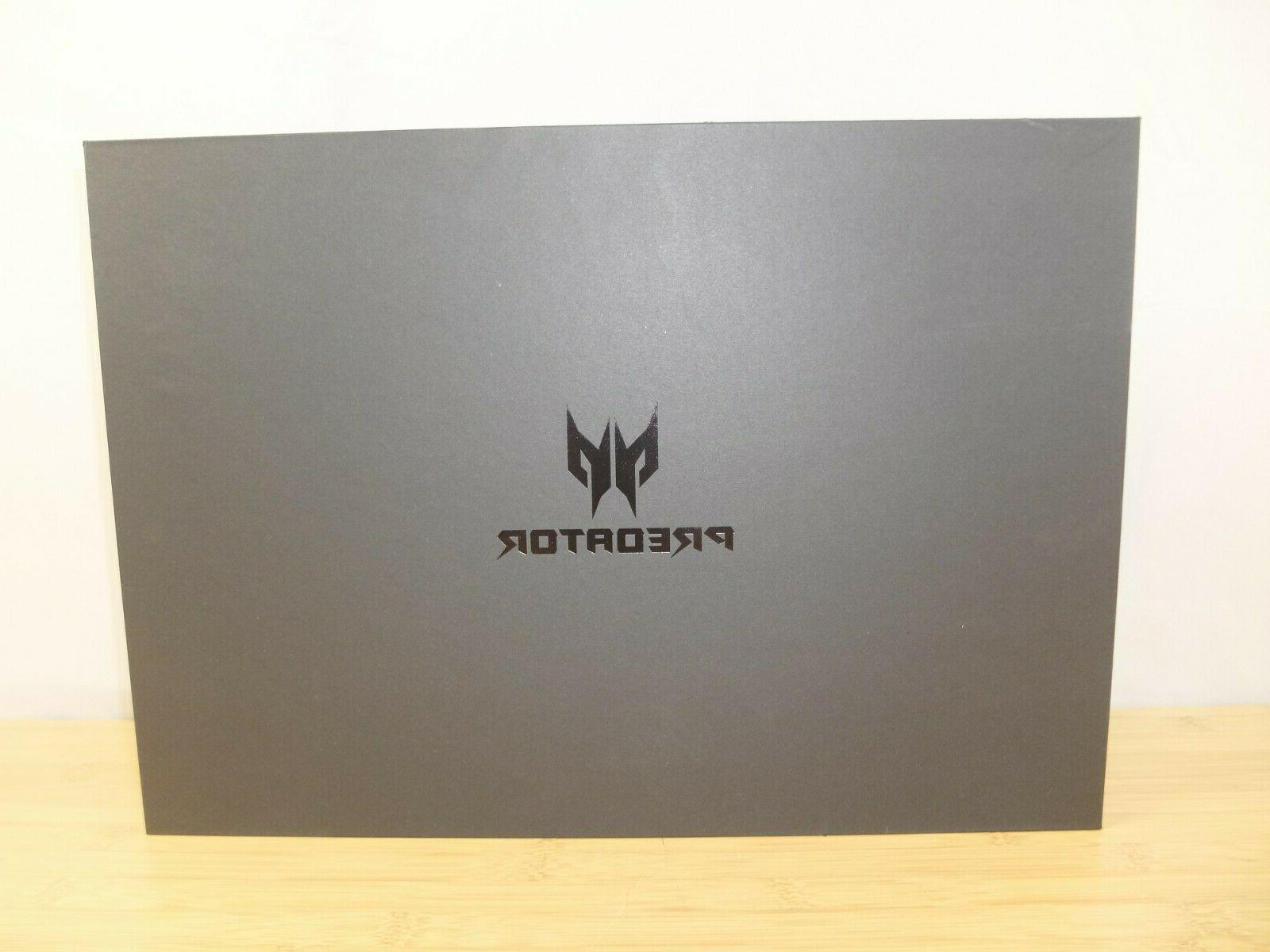 predator helios 300 gaming laptop