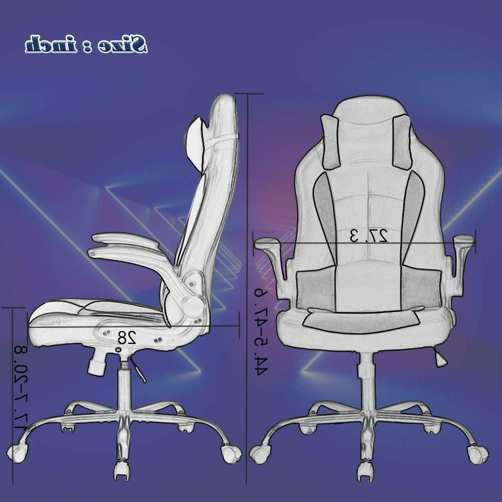 Office Gaming Chair Executive Home Racing Deck Computer Seat US