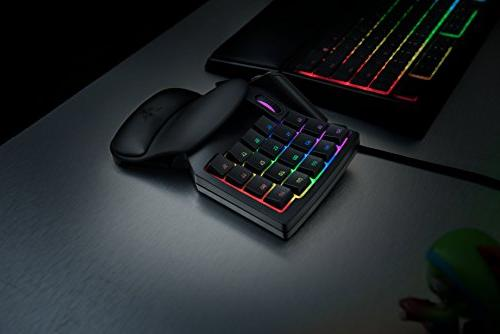 Razer Progammable Palm Rest Razer Mecha-Membrane Mid-Height Keys Gaming