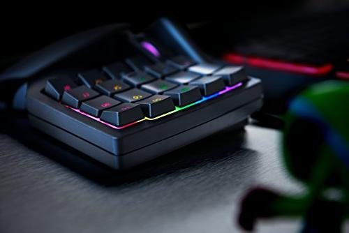 Razer V2: Progammable Keys Palm Rest Razer Mecha-Membrane Mid-Height Keys Gaming