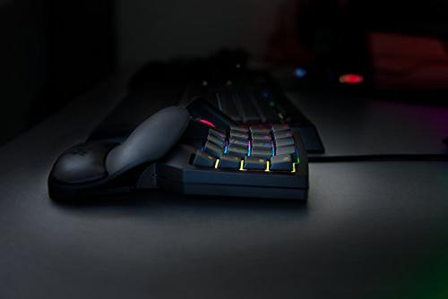 Razer Progammable Keys - Detachable Palm Mecha-Membrane Mid-Height Gaming