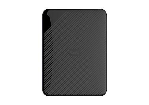 WD Gaming Works 4 Portable External Hard Drive -