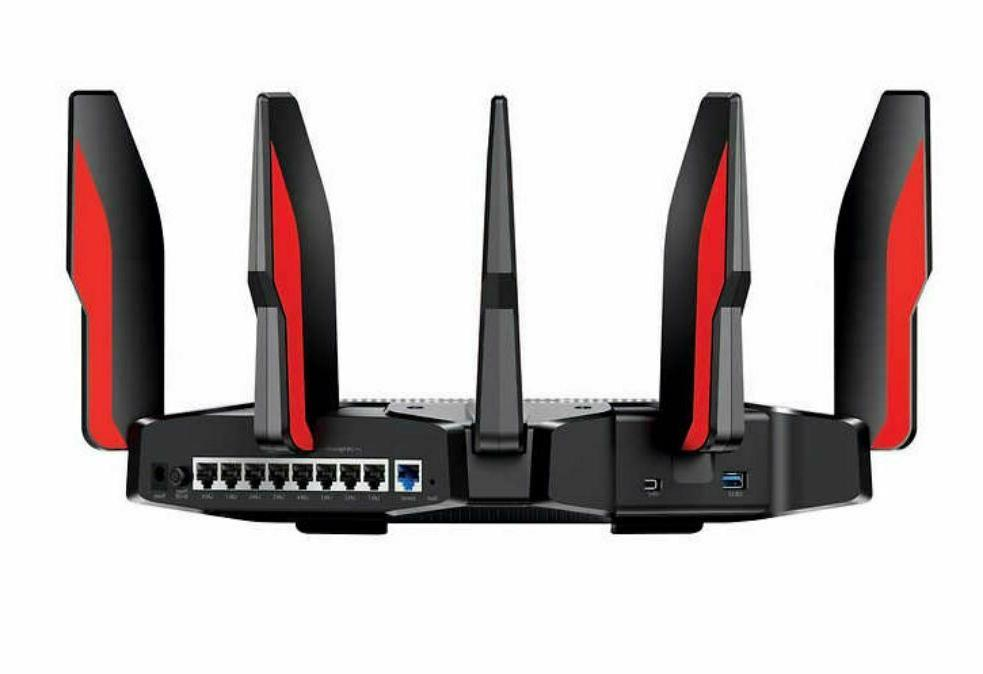 WiFi 6 TP-LINK AC5400 TRI-BAND GAMING ROUTER UPTO GIGS W/ PARENTAL CL