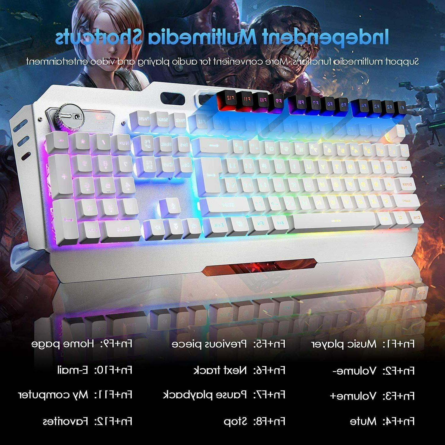 New Backlit Gaming Mouse and for PC PS4