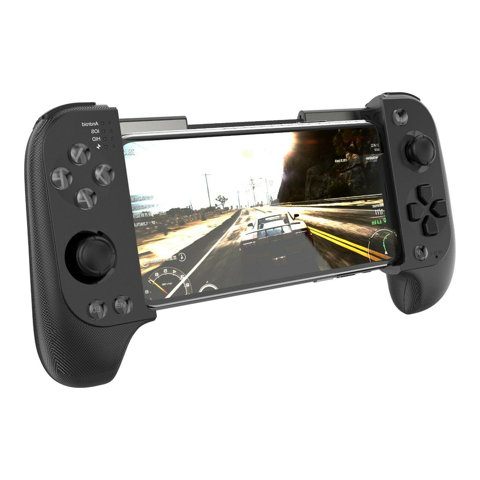 wireless gamepad mobile phone game controller