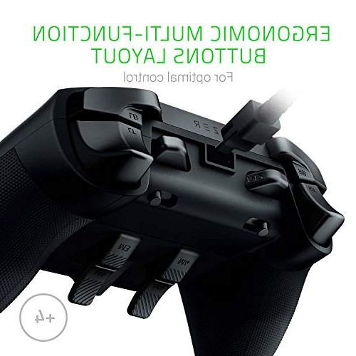 Razer Wolverine Remappable Multi-Function and Chroma Controller