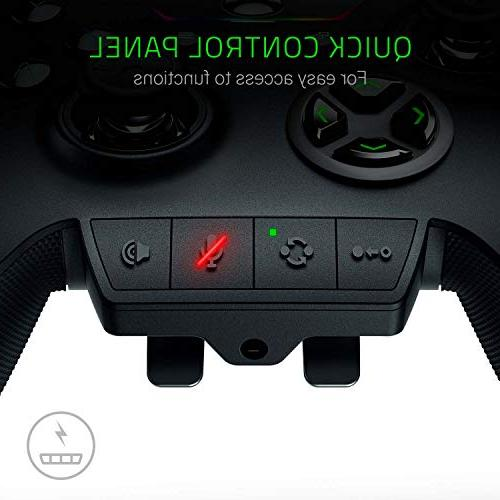Razer Remappable Multi-Function Triggers - and D-Pad - Chroma Lighting Controller One and PC